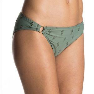 Roxy Swim - ROXY Pretty Tiny Embroidered Cactus Halter Bikini